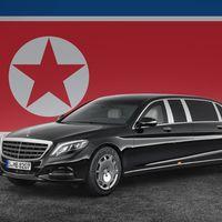 Daimler asegura que no tiene ni idea de cómo ha conseguido Kim Jong-un su limusina Mercedes-Benz blindada