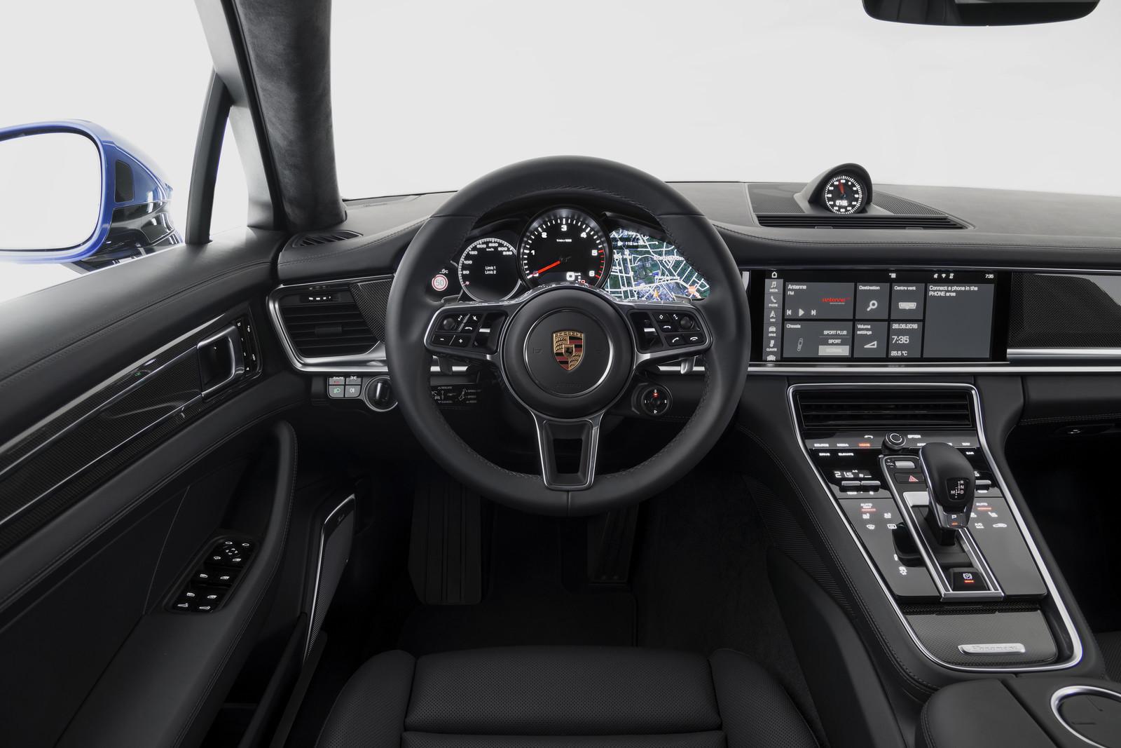 Foto de Porsche Panamera 2017 (52/130)
