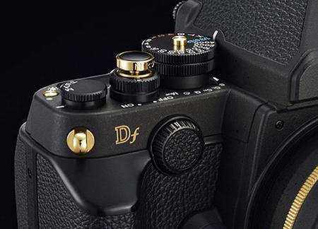 Nikon Df Gold Edition2