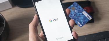 Google Pay: cómo añadir una tarjeta de crédito para pagar con el móvil