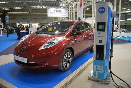 Nissan tendrá en España 101 cargadores rápidos antes de terminar 2013