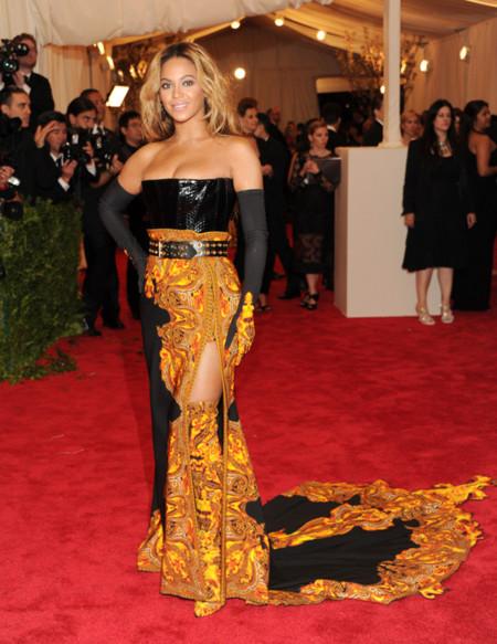 Beyoncé Knowles met 2013