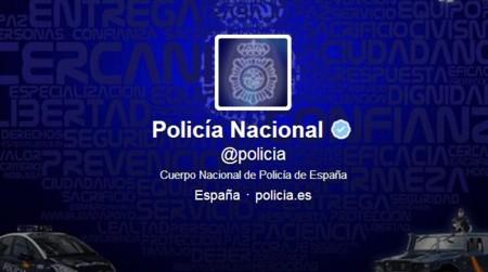 La Policía Nacional estrena un sistema de alertas para emergencias a través de Twitter