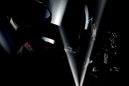 Suzuki V Strom 1000 2020 Teaser