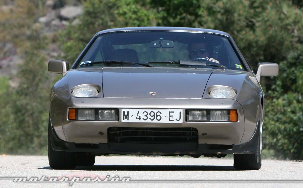 Foto de Porsche 928 (retroprueba) (17/19)