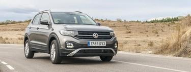 Probamos el Volkswagen T-Cross: un SUV compacto que aspira a ser premium con extra de sobriedad