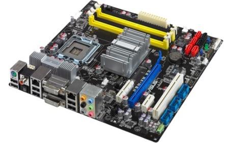 NVidia Quadro FX 470, integrada en placa para el sector profesional