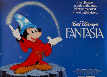 Disney: 'Fantasía', de Varios Directores