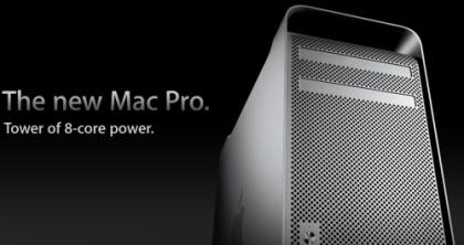 Apple actualiza el Mac Pro y el XServe