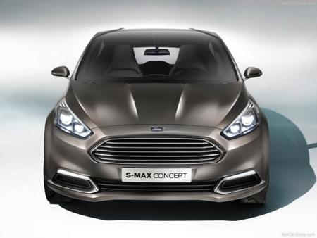 Frankfurt 2013: Ford S-Max Concept - ahora es más
