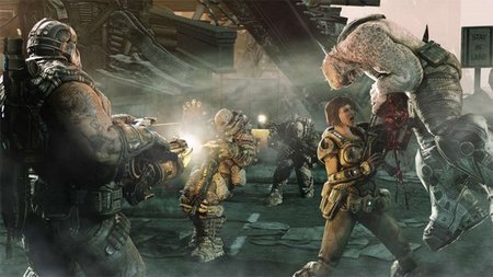 'Gears of War 3' se retrasa varios meses