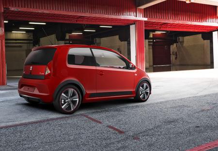SEAT Mii FR Line Concept, novedad en el Wörthersee 2012