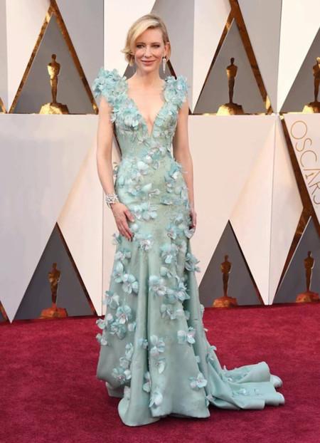 Cate Blanchett Armani Prive Oscar 2016 2