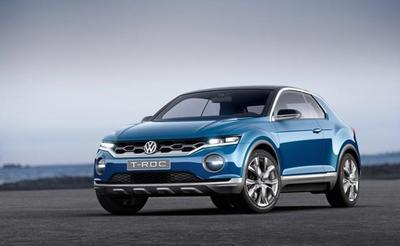 Auto Show de Ginebra 2014: Volkswagen T-ROC