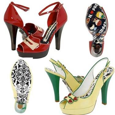Harajuku Lovers ahora tiene una colección de calzado