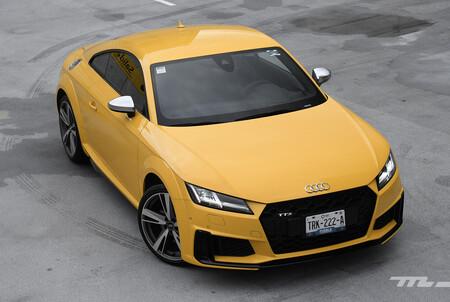 Audi Tts 2021 Opiniones Prueba Mexico 4
