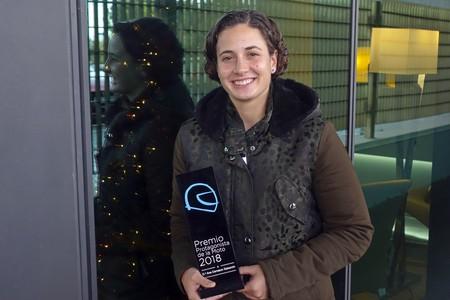 Ana Carrasco gana el premio 'Protagonista de la Moto 2018' otorgado por la prensa especializada