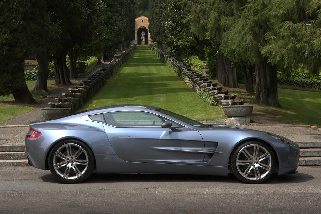 Foto de Aston Martin One-77 (10/20)