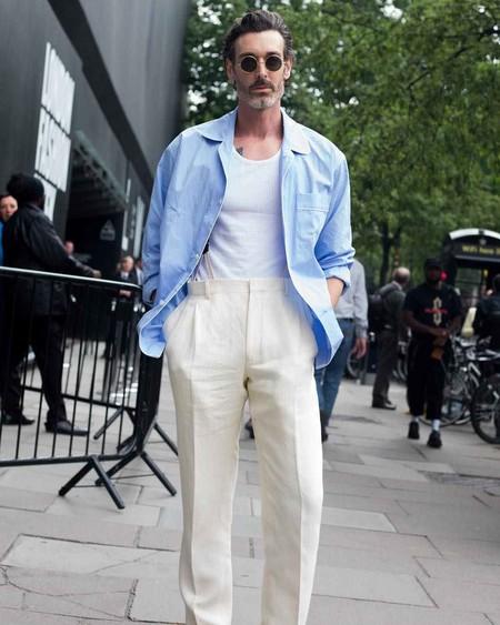 El Mejor Street Style De La Semana Llega De La Mano De La London Fashion Week Men S 04