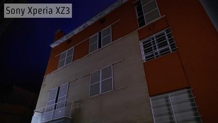 Sony Xperia Xz3 Noche Auto 01