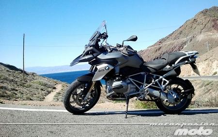 """Del """"Far West"""" con la BMW R1200 GS a """"las motos de abuelo"""", la semana a rebufo"""