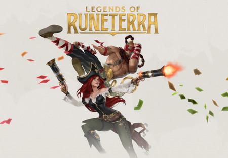 'Legends of Runeterra' llega a móviles: el juego de cartas del universo de 'League of Legends' ya está disponible en Android y iOS