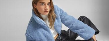 El borrego es tendencia (en términos de moda) y estas 11 chaquetas de Bershka nos lo demuestran con estilo