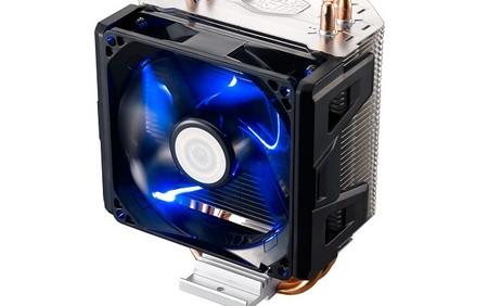 Disipador Cooler Master Hyper 103 con bloque trapezoidal, disponible por 30 dólares