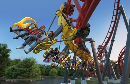 Axis Roller Coaster 1