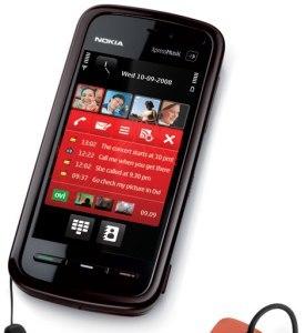 Nokia 5800 XpressMusic, en España el 1 de diciembre y a menor precio