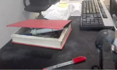 Libro Bomba