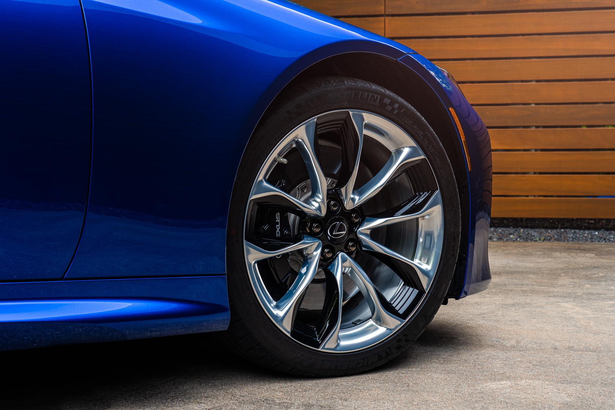 Foto de Lexus LC Cabrio Regatta Edition (27/32)