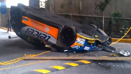 El SEAT León Supercup que cayó del cielo