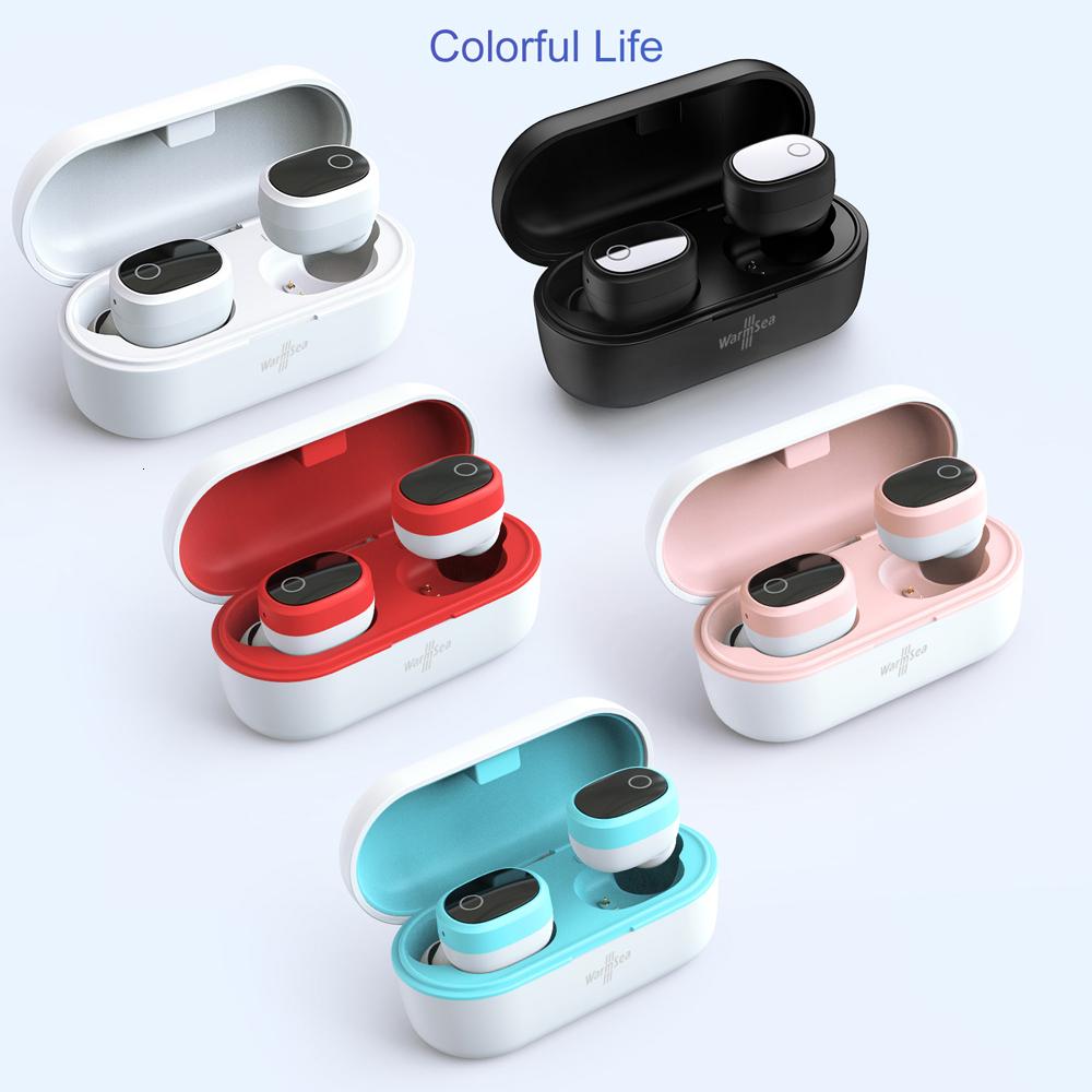 Auriculares TWS inalámbricos Bluetooth con micrófono
