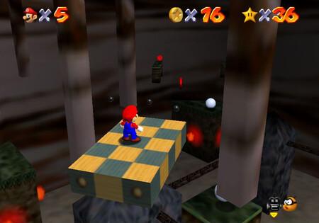 Super Mario 64 World6 Star2 02