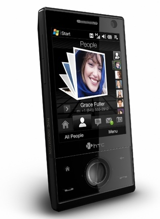 HTC Touch Diamond presentado oficialmente