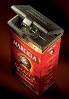 Marcilla ClickPaq paquete de café envasado al vacío.