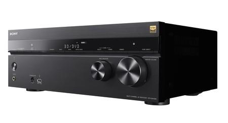 Sony  STR-DN1080, un receptor AV de gama media compatible con Dolby Atmos, DTS:X y preparado para 4K