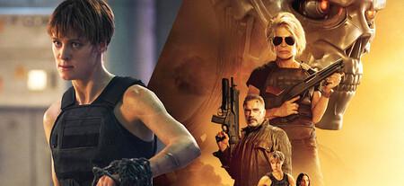 La secuela de 'Terminator: Destino oscuro' habría devuelto a Mackenzie Davis a través una nueva línea temporal alternativa
