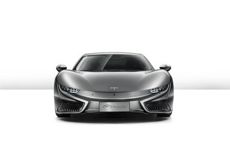 Mullen K50 Grey Front