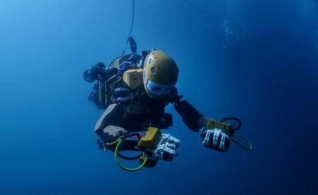 Este robot humanoide es perfecto para rescatar tesoros submarinos