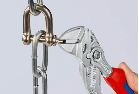 Ofertas en herramientas Bosch y Knipex en Amazon con tenazas, taladros, amoladoras o niveles láser rebajados