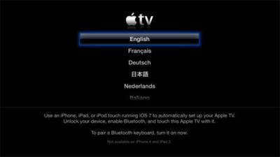 Apple comienza a aprovechar la tecnología Bluetooth LE con sus Apple TV