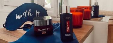 L'Oréal Paris estrena cosmético 'low cost' con retinol: el sérum Revitalift Láser, un complemento antiedad para la crema de noche