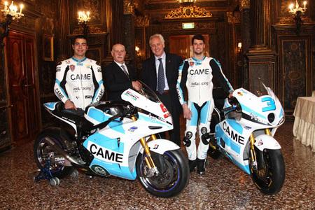 Ioda racing en Venecia