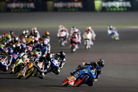 MotoGP Catar 2014: pilotos destacados en Moto3 y Moto2