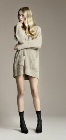 Zara Otoño 2010 vestido corto