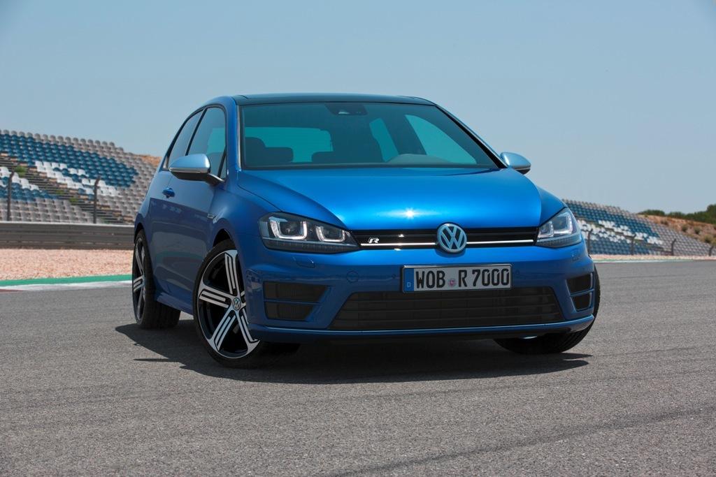 Foto de Nuevo Volkswagen Golf R (1/25)