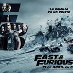 Taquilla: 'Fast and Furious 8' rompe el récord de mejor estreno global