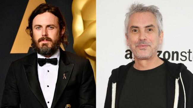 Casey Affleck Alfonso Cuaron